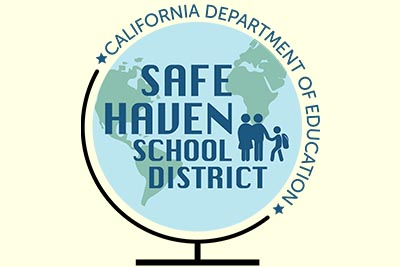 CDE Safe Haven School District banner.
