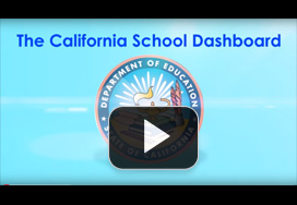 Video thumbnail of the Overview of the California School Dashboard