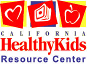 California HealthyKids Resource Center logo.