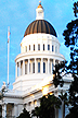 An image of the California State Capitol