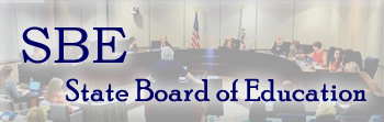 State Board of Education (SBE)